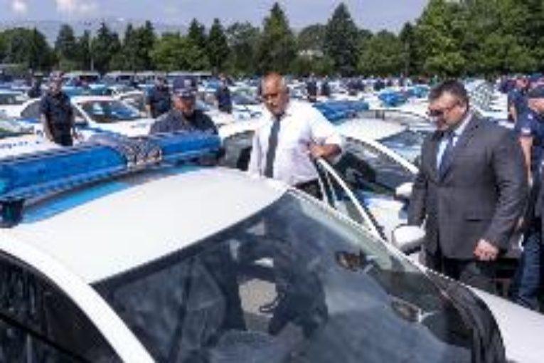 Нови коли за полицията в Благоевград