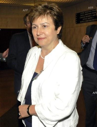 Reuters: Обсъждат Кристалина Георгиева за председател на Европейския съвет