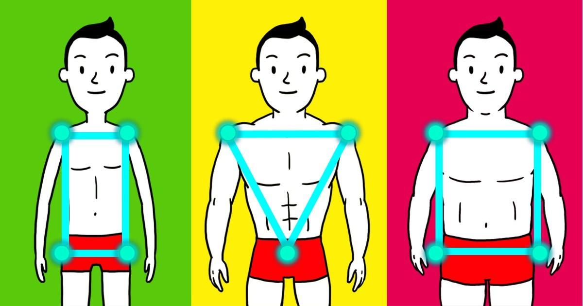 Каква е правилната тренировка за вашия тип тяло