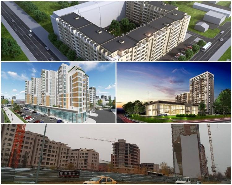Строителството в Пловдив 2018: Кой, къде, какво? Част I СНИМКИ