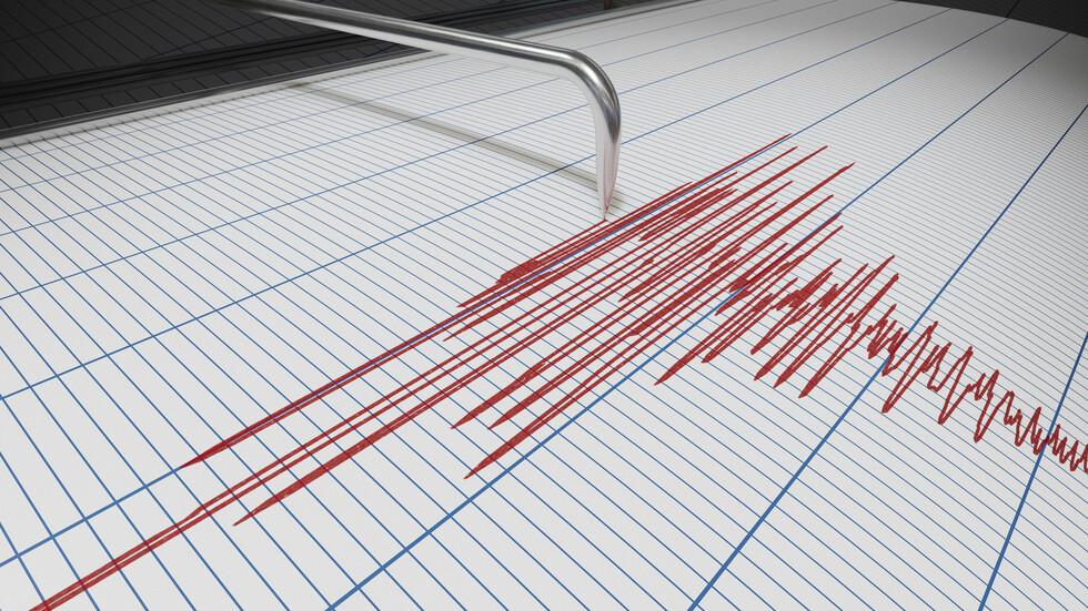 Земетресение разклати част от Турция!