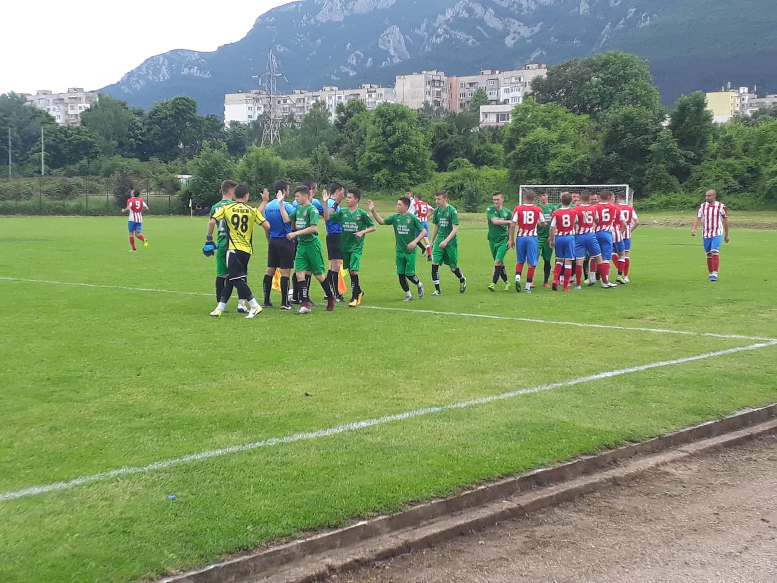 Сокол завърши сезона с победа във Враца!