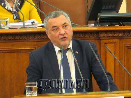 Симеонов прогнозира провал на протеста срещу закона за шума - бил организиран с огромна лъжа