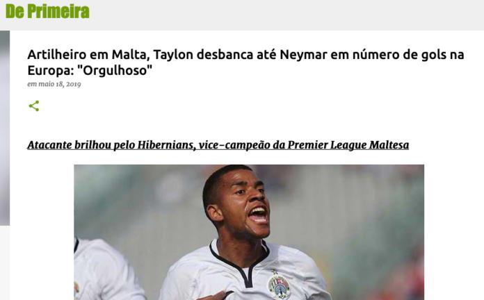 """Тайлон е най-резултатния бразилец играл в Европа! """"Когато разбрах, че Желко Петрович ме иска в Ботев Пд, се уплаших!"""""""