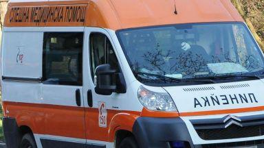 Четирима, включително дете на годинка, са пострадали при тежката катастрофа на пътя за