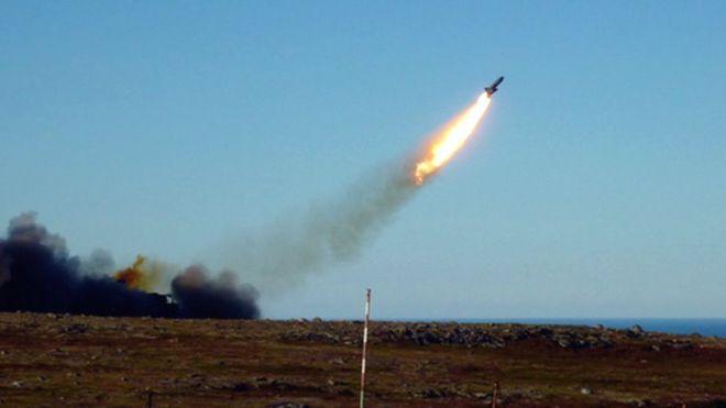 Взрив по време на ракетен тест в Русия. Изтекла е радиация
