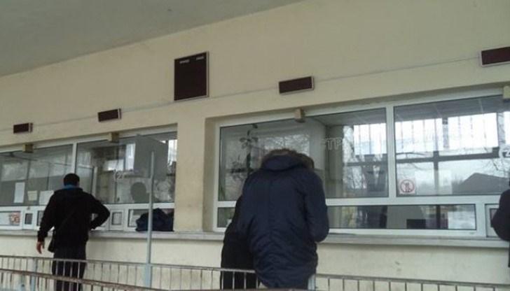 КАТ Русе ще работи до обяд на 31 декември