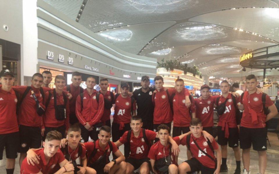 ЦСКА диквалифицирани на Световното