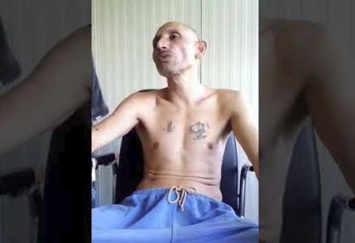 Скандалният циганин Недко Цигулката разтърси затвора в Кремиковци с нова гей оргия