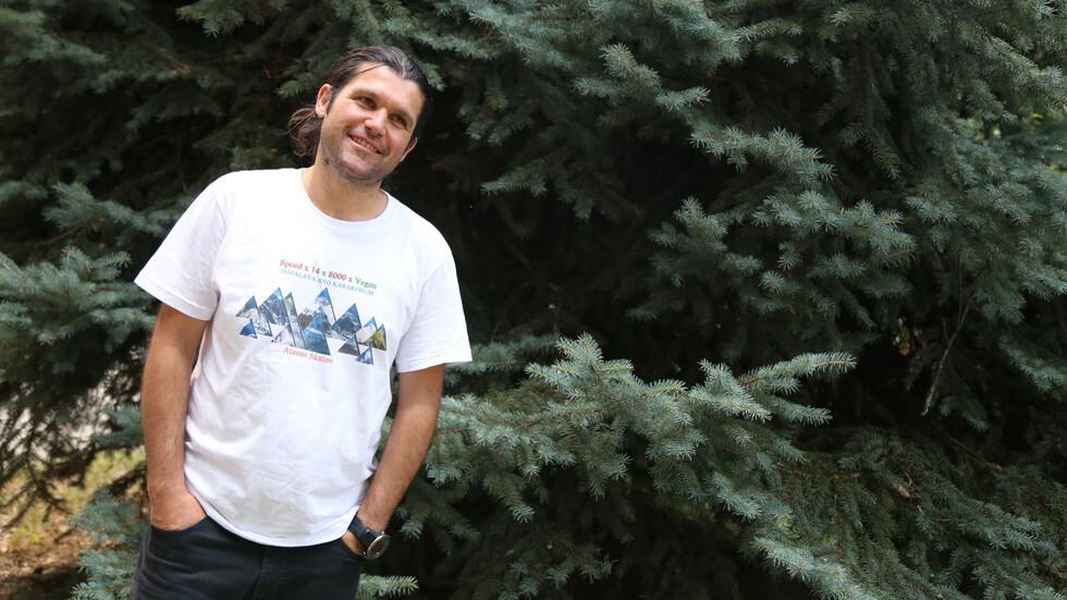 Атанас Скатов изкачи третия по височина връх на планетата