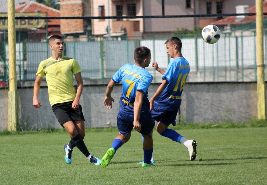 Ботев U19 замина на лагер във Велинград