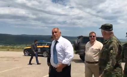 Премиерът Борисов: Като придобием новите изтребители, ще пазим въздушното пространство и на Северна Македония