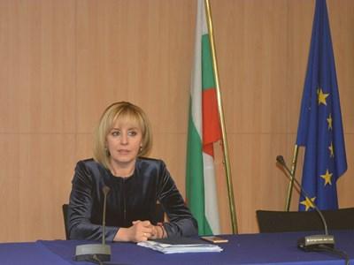 Мая Манолова до КФН: Бонус-малус нарушава граждански права