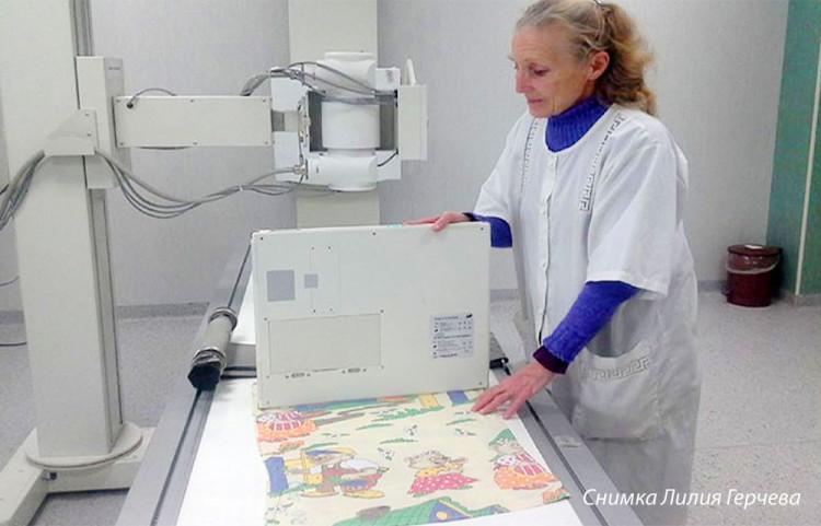 Педиатрията на Александровска болница получи нов дигитален детектор за рентгенов апарат