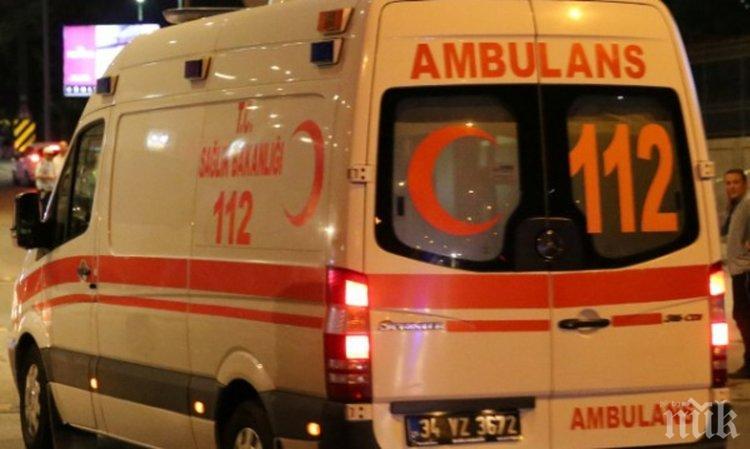 Кръв оплиска турския курорт Анталия! Един загина, трима са ранени при експлозия в частна болница (ВИДЕО)