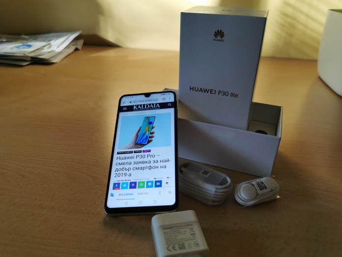Huawei P30 Lite – атрактивен дизайн, отлична камера, достъпна цена