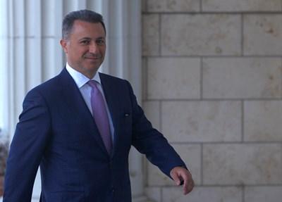 Европейският парламент: Унгария да екстрадира Никола Груевски в страната му