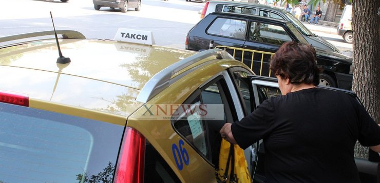 Бързо производство срещу шофьор на нелегално такси