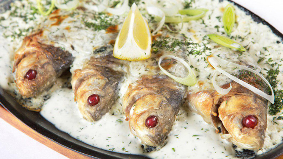 Тази вкусна рибка Чехов е