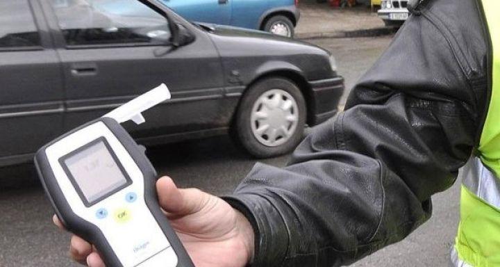 """Хванаха пиян шофьор с над 2.5 промила на """"Априлско въстание"""""""