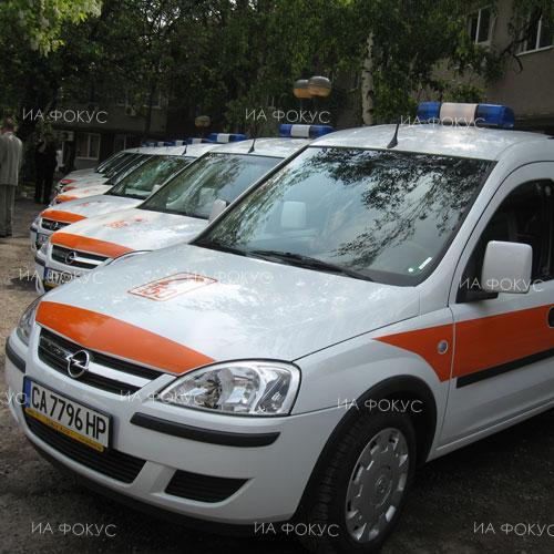 Благоевград: 21-годишна жена е пострадала при катастрофира на пътя между село Баня и Разлог
