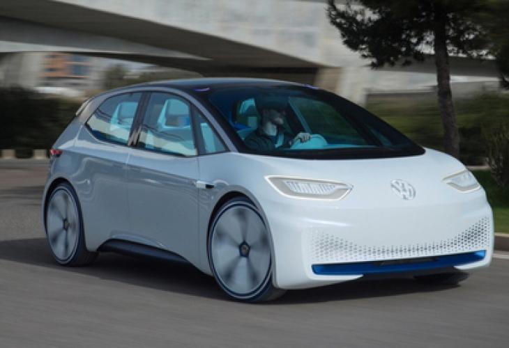 Volkswagen обяви война на Tesla (СНИМКИ)