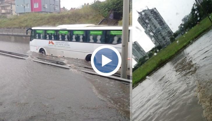 Какви да щетите след потопа в Русе