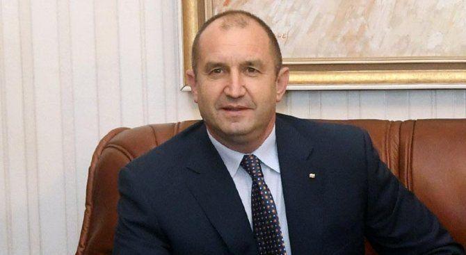 Румен Радев за ЕСК: Нека представим достойно хилядолетното богатство на Пловдив