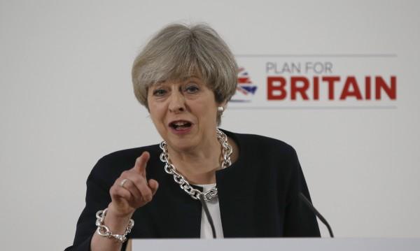Върховната жрица на Brexit-а – своенравната Тереза Мей