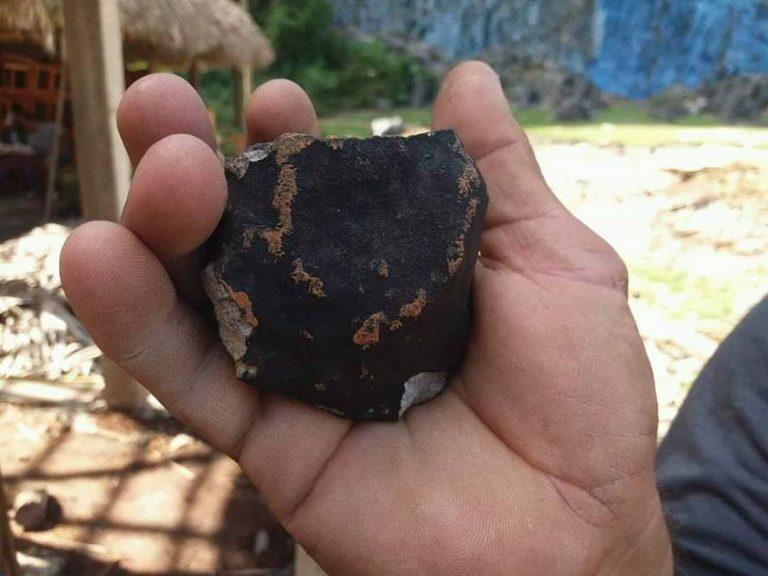 Метеорит се взриви в небето над Куба