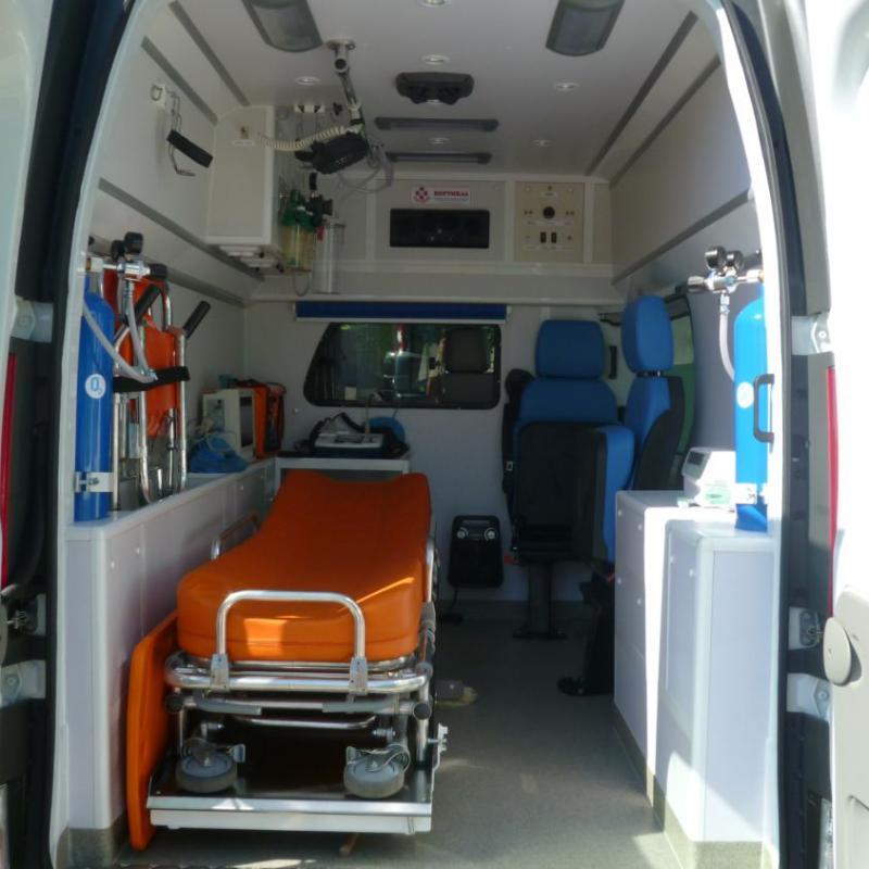 Видин: Пиян шофьор е в болница след катастрофа на пътя Видин – Монтана
