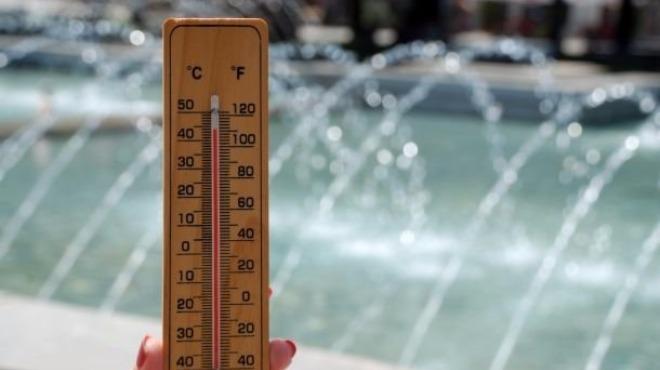Горещо време. Термометрите и днес достигат 35 градуса