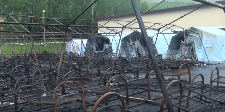 Жертвите на пожара в Хабаровския край станаха две ВИДЕО